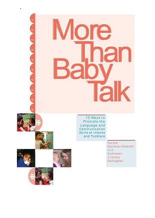 More than BabyTalk_10 ways to promote the language and commication skills of infants and toddlers_P1